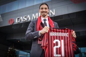 Tak Kerasan di AC Milan, Ibrahimovic Bakal Pulang Kampung