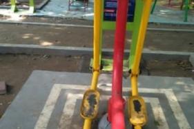 Alat Kebugaran di Stadion Manahan Solo Rusak, Netizen: Ringkih Banget