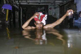 Bantuan Pemprov Jateng untuk Jabodetabek sudah Didistribusikan BNPB