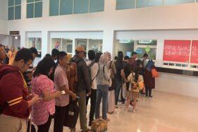 Jadi Ajang Rekreasi, KA Bandara Solo Angkut 2.800 Orang/Hari