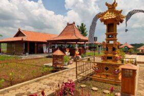 Wisata Kitagawa Pesona Bali, Patoman RT 002/RW 004, Kayuloko, Sidoharjo, Wonogiri, Jumat (24/1/2020). (Solopos-Rudi Hartono)