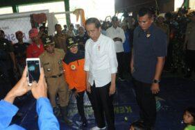 Tambang Ilegal Penyebab Banjir dan Longsor di Lebak, Presiden Jokowi: Tindak Tegas Pelaku