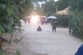 Sejumlah Desa di Grobogan Terendam Banjir