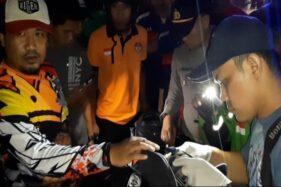 Detik-Detik Pria Boyolali Terlindas KA di Bawah Flyover Manahan Solo