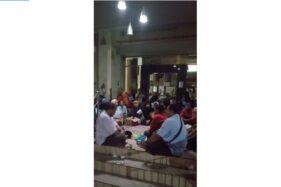 Buruh di Semarang Meninggal, Puluhan Pekerja Datangi RS Tugurejo