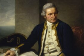 James Cook. (Wikimedia.org)