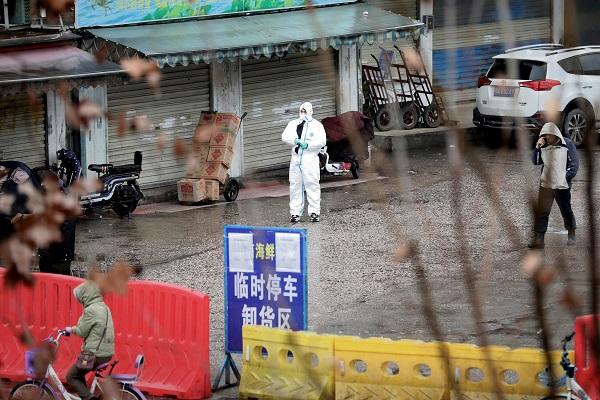 Kisah Mahasiswa Indonesia Hindari Virus Corona di Wuhan dengan Makan Chiki