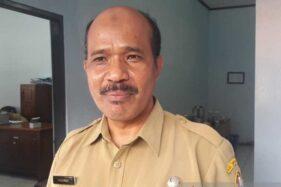 Kepala Dinas Sosial Kabupaten Temanggung Prasojo. (Antara-Heru Suyitno)