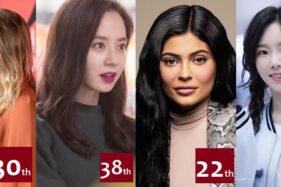 Bukan skincare yang bikin Song Ji Hyo dan Tae Yeon tampak lebih muda dari Elisabeth Olsen dan Kylie Jenner, Tae Yeon. (Istimewa)