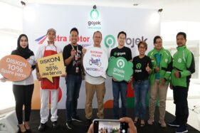 Astra Motor Jateng Jalin Kerja Sama dengan Gojek