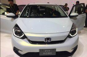 HPM Pertimbangkan Honda Jazz Terbaru Masuk Indonesia?