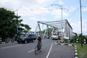 Besok, 3 Warga Buang Sampah di Jembatan Jurug Solo Disidang