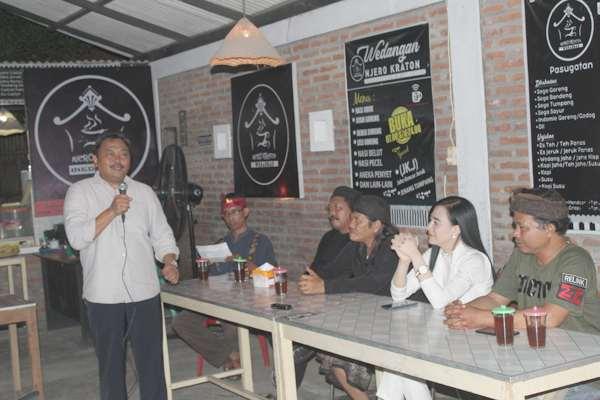 Bakal calon bupati (bacabup) Sukoharjo dari Partai Gerindra, Joko