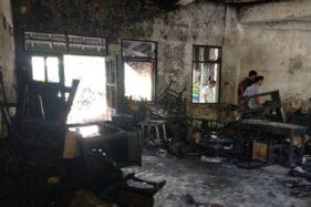SDN Pekunden Semarang Terbakar, Kegiatan Siswa Diklaim Tak Terganggu