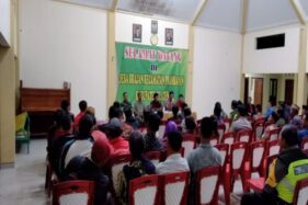 Pengikut Keraton Agung Sejagat di Prambanan Klaten Diperiksa Polisi