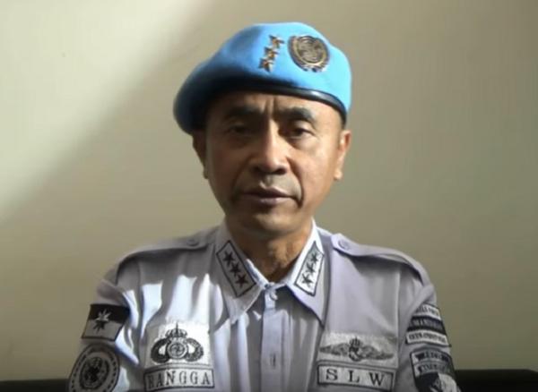 Raden Rangga Petinggi Sunda Empire Ngaku Keturunan Prabu Siliwangi