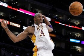 Kobe Bryant. (Reuters)