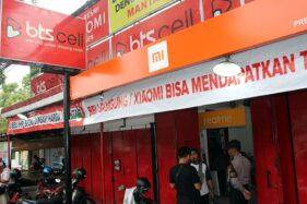 Konter HP di Sragen Dibobol Maling, Pemilik Rugi Puluhan Juta