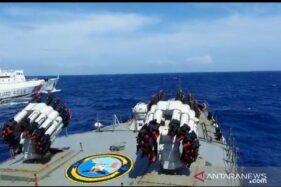 Lawan China di Natuna: Jokowi Tak Gentar, Edhy Prabowo Minta Cool