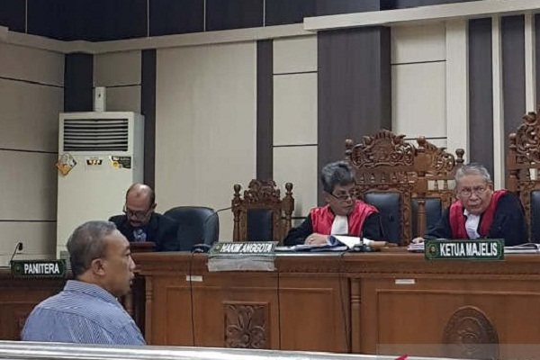 Eksepsi 3 Jaksa Kejaksaan Jateng Ditolak Hakim