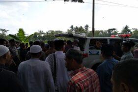 3 Motor Bertabrakan di Jalan Matesih-Tawangmangu Karanganyar, 1 Orang Meninggal