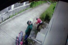 Maling Kambing Terekam CCTV Saat Beraksi di Sambi Boyolali