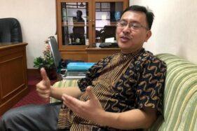 Sekretaris MUI Kota Bandung Irfan Syafrudin. (Bisnis-Dea Andriyawan)