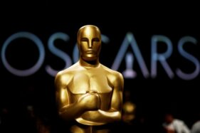 Piala Oscars. (Reuters)