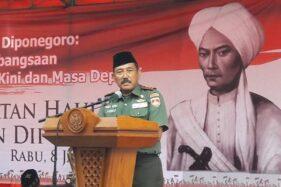 Pangdam IV Hadiri Haul Diponegoro di Magelang