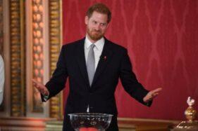 Mengharukan, Pidato Pangeran Harry Seusai Mundur dari Kerajaan Inggris