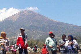 Jalur Pendakian Gunung Sindoro dan Sumbing Ditutup