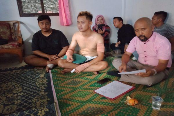 Dikeroyok Orang Tak Dikenal, 3 Pemuda Kartasura Sukoharjo Terluka Bacok