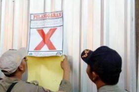 DPRD Surabaya Minta Segel Pasar Buah Tanjungsari Dibuka