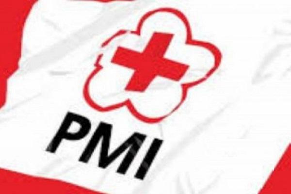 Logo Palang Merah Indonesia. (Antara)