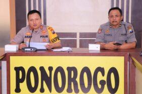 Kecelakaan Lalu Lintas di Ponorogo Meningkat, 130 Nyawa Melayang