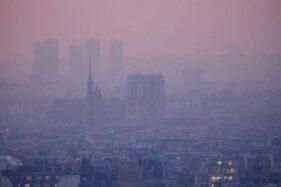 Ilustrasi polusi udara. (Reuters-Gonzalo Fuentes)