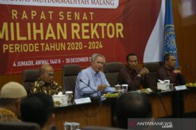 Dr. Fauzan Kembali Jabat Rektor Universitas Muhammadiyah Malang