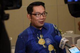 Gubernur Jabar Ridwan Kamil. (Bisnis-Wisnu Wage)