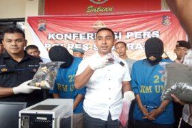 Janjikan Kerja di Dishub, 2 Anggota Satpol PP Semarang Diringkus Polisi