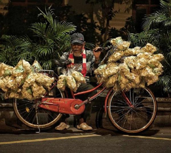 Penjual rambak di Solo, Sahli (Instagram/@thoryc.idn)