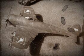 Pesawat tempur milik Thailand yang digunkana melawan Sekutu di masa Perang Dunia II. (Wikimedia.org)