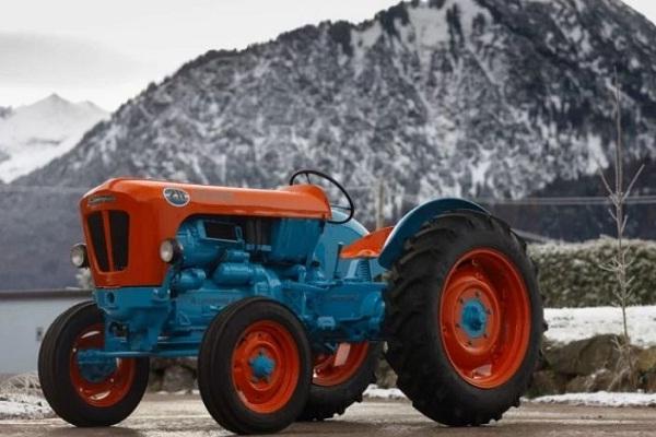 Kenal Mobil Sport Lamborghini? Ternyata Dulunya Traktor