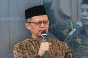 Kabar Duka: Ketua PP Muhammadiyah Yunahar Ilyas Tutup Usia