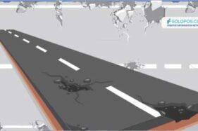 Ilustrasi Jalan Rusak (Solopos/Whisnupaksa)