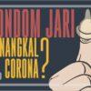 Tangkal Virus Corona, Kondom Jari Laris Manis di Singapura