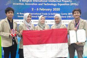 Tim mahasiswa Universitas Gadjah Mada (UGM). (ugm.ac.id)