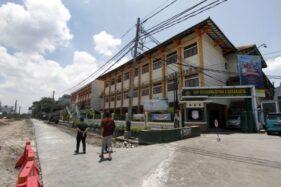 Pelaksana Proyek Flyover Purwosari Solo Buatkan Jalur Khusus ke Kawasan Pendidikan, Cek Rutenya