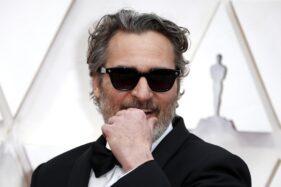 Joaquin Phoenix Jadi Aktor Terbaik Oscars 2020