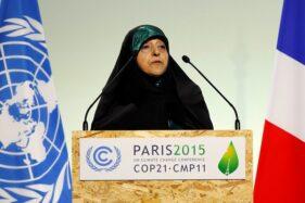 Wakil Presiden Iran Positif Terinfeksi Virus Corona