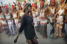 Tradisi curi istri orang di Suku Wodaabe (Afrika Union)